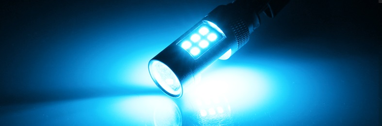 2-Ice-Blue-PWY24W-LED-Replacement-Bulbs-For-Audi-A3-A4-A5-Q3-BMW-i3